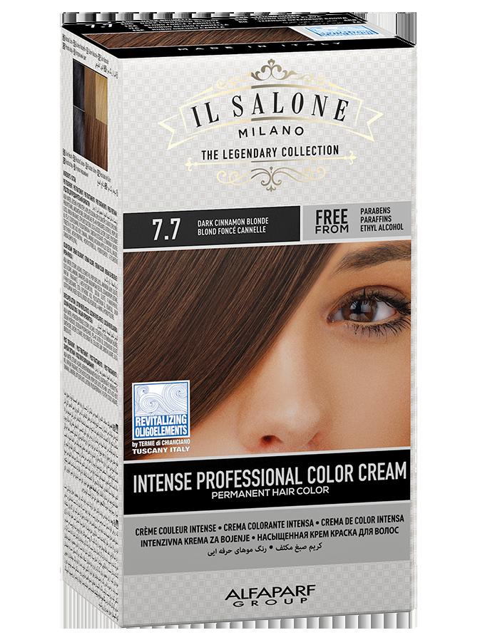 7.7<br>Dark Cinnamon Blonde