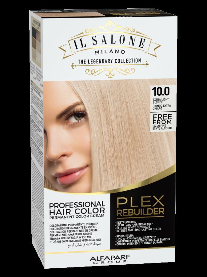 10<br>Very Light Blonde
